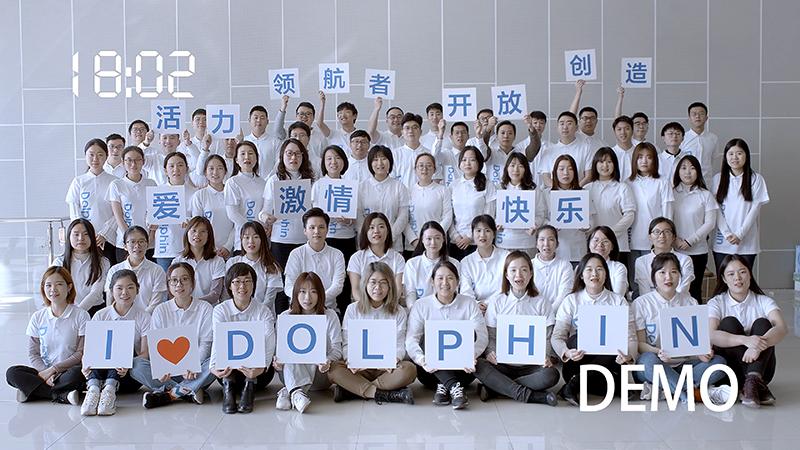 影视广告 │海豚